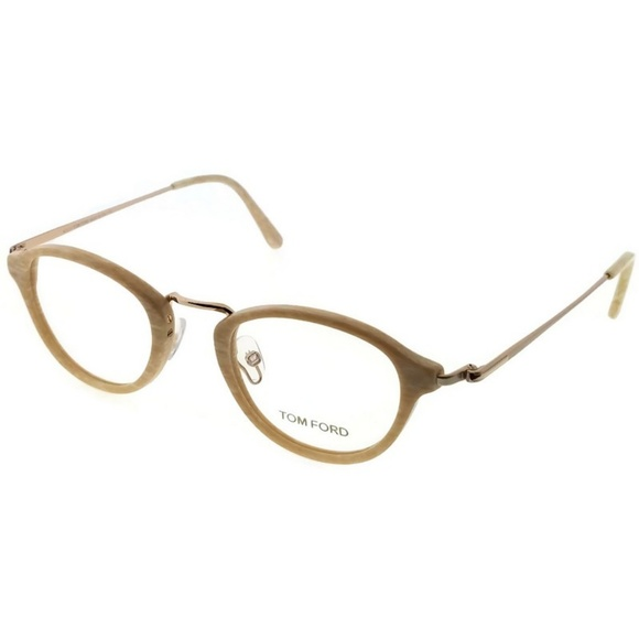 4bba4fa3711 FT5321-060 Men s Beige Frame Eyeglasses